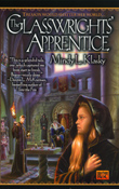 cover of the glasswrights' apprentice